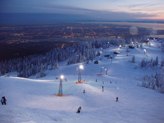 Work In One Of Canadas Top Ski Resorts This Winter Grouse
