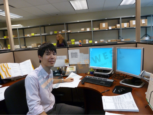 Koichi International Trade Internship - STEPWEST